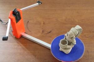 Modular 3D Scanner